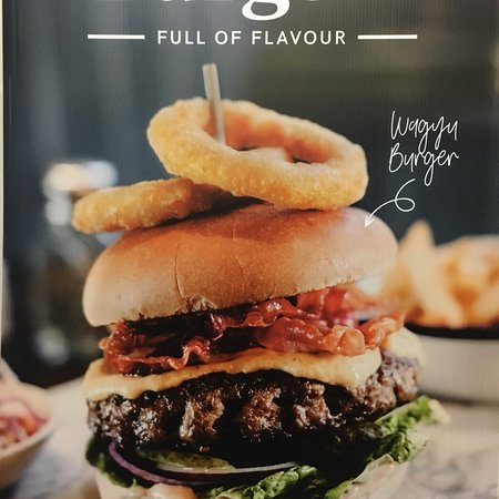 New menu on now at The Plough