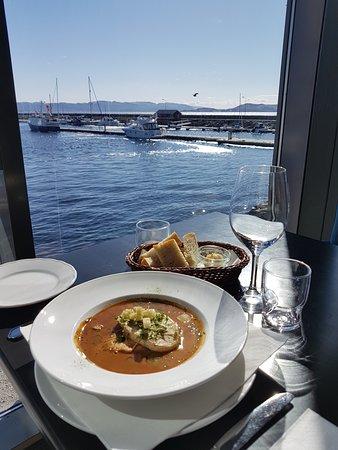 Brekstad, Norway: Kyllingsuppe Red Curry