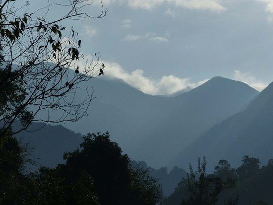 Provincia de San José, Costa Rica: Blick auf den Chirripó