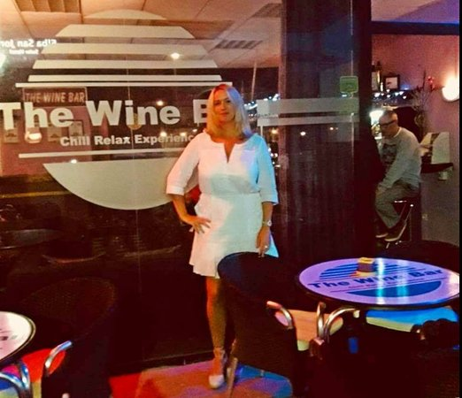 ‪The Wine Bar‬