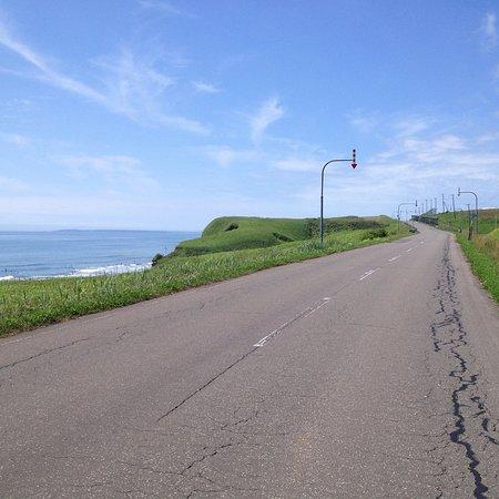 North Pacific Ocean Seaside Line: 空、海、陸、そこに境界は無い