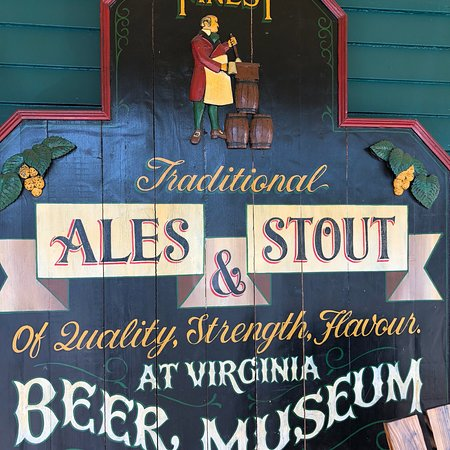 Virginia Beer Museum: photo6.jpg