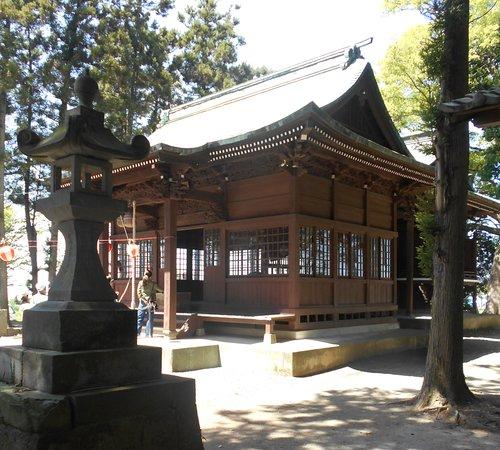 Nakayama Kumano Shrine
