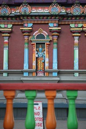 Sri Siva Subramaniya Temple: Temple