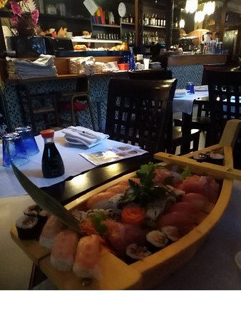 Kobe Sushi: Barca