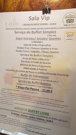 Photo0 Jpg Foto De Dom Abade Restaurante Buffet Eventos Porto