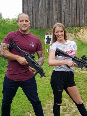 Top Gun Prague Shooting Events Photo