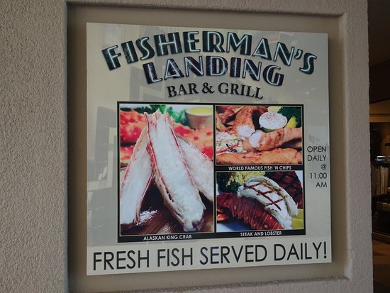 Fisherman's Market & Grill: This will make any mouth water