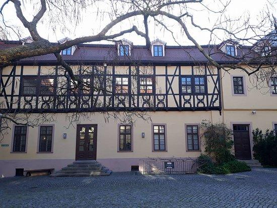Händel Haus Halle Alemania Picture of Handel Haus