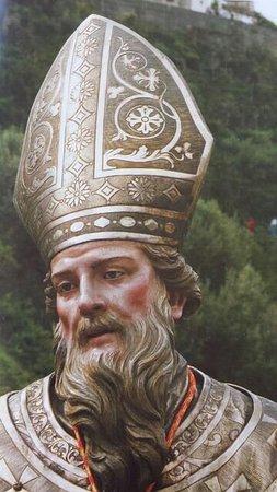 Buonvicino, Italia: San Ciriaco abate