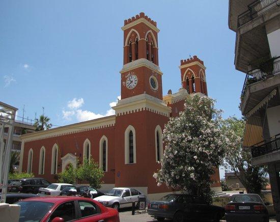 Pyrgos, Hellas: Αγία Κυριακή