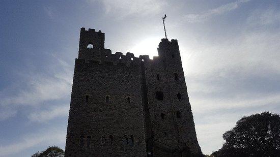 Rochester Castle照片