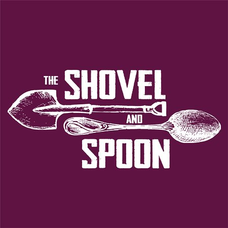 Sheridan, Монтана: The Shovel & Spoon Logo