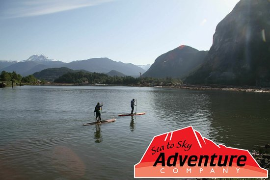 Sea to Sky Adventure Company: Squamish Harbour
