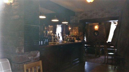 Cumwhinton, UK: Bar