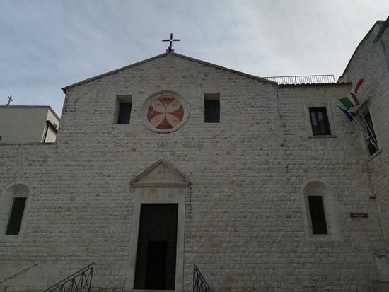 Molfetta, Ιταλία: Parrocchia San Bernardino
