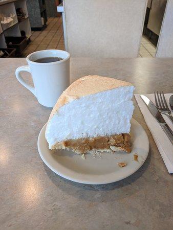 Grandville, MI: Homemade Butterscotch Pie