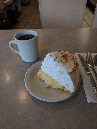Grandville, MI: Homemade Coconut Cream Pie