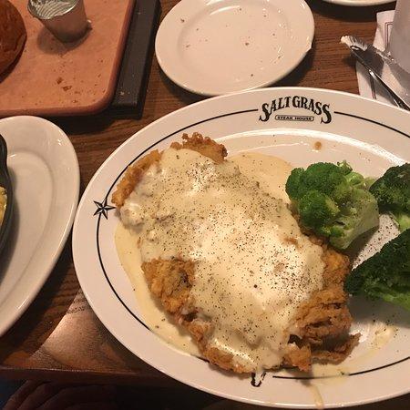 Sherwood, AR: Chicken fried steak
