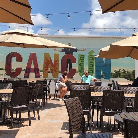 Guy Fieri S American Kitchen Cancun Airport