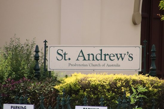 Launceston, Australien: St. Andrews Presbyterian Church of Australia