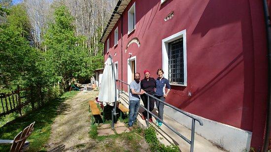 Celico, Италия: Eduardo, Simonetta e Caterina