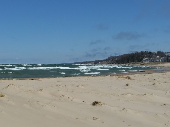 Holland State Park Beach