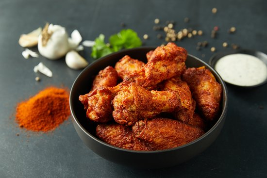 Donatos Pizza: Traditional Wings