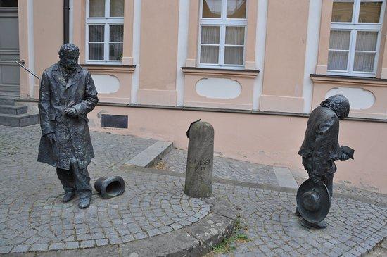 Kaspar-Hauser-Denkmal