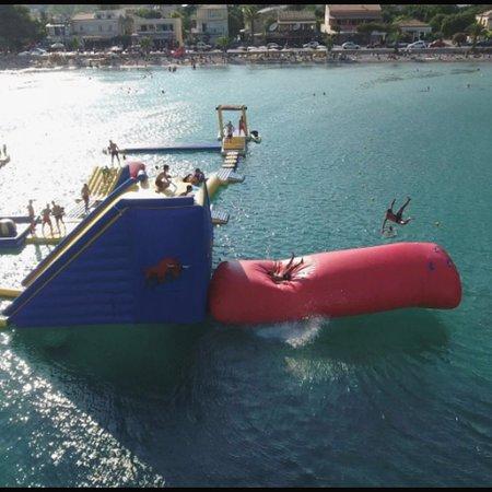 Ipsos, Grecia: Red Bull Aqua Arena