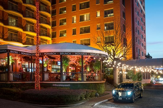 Monarch Restaurant Lounge Houston
