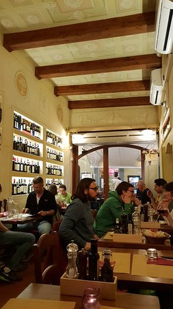 Restaurant that you will want to come back whenever you are in Florence!!!