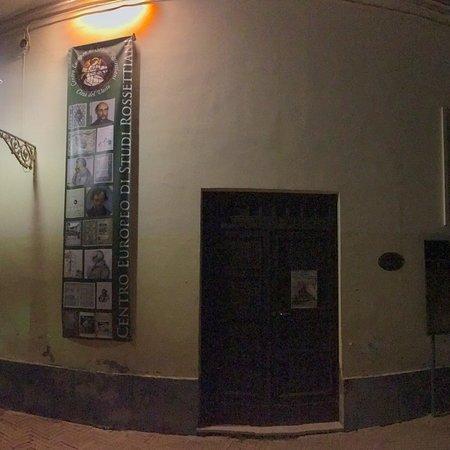 Casa natale di Gabriele Rossetti