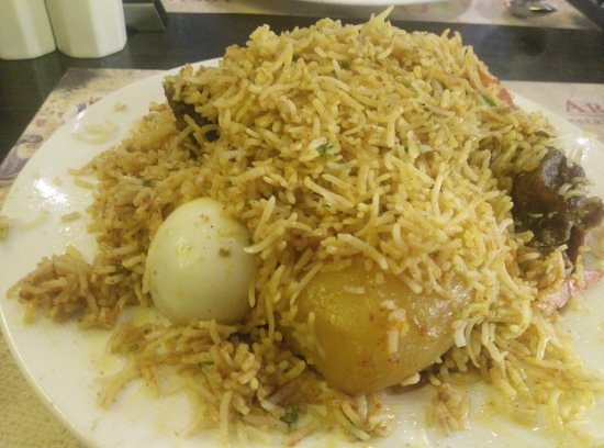 Arsalan: This place is nice for kebab and biryani specially the mutton biryani