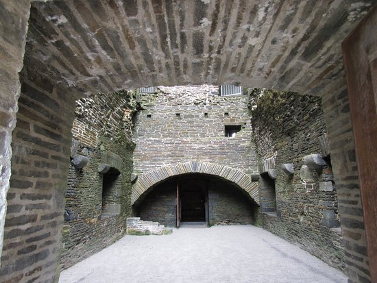 Ballylongford, Irlanda: Inside the castle