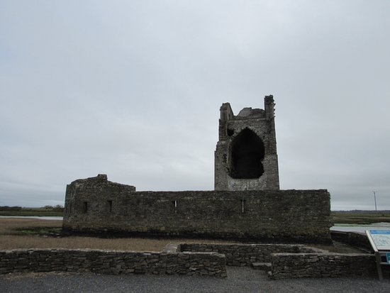 Ballylongford, Irlanda: Castle view