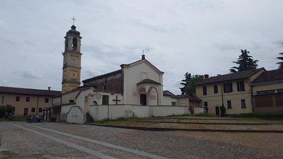Morimondo, Italia: Chiesa di San Giorgio-Fallavecchia