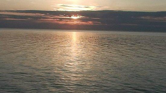 Wilson, NY: Sunset