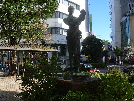 Kagayaki Statue