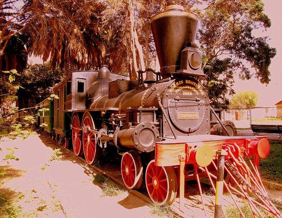 Locomotora Copiapó