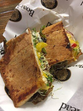 Monteagle, TN: Tree Hugger Sandwich