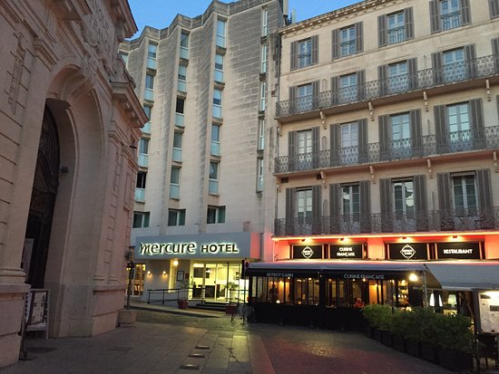 meilleure sélection fdf0a 30798 Mercure Avignon Centre Palais des Papes - Picture of Mercure ...