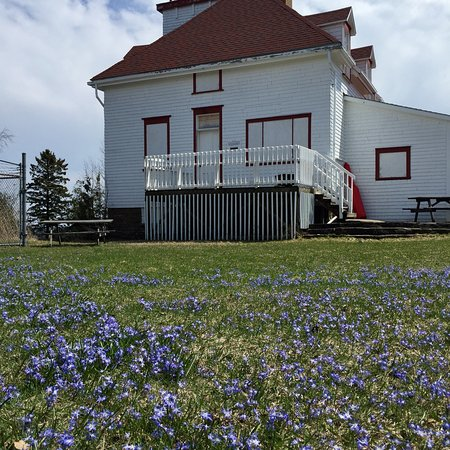 Miller Lake, Canadá: Cabot Head Lighthouse