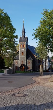 Neuhaus am Rennweg, ألمانيا: Holzkirche