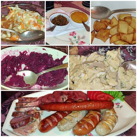 Baroque Culinaria Europeia Slow Food照片