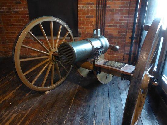 Tredegar Iron Works 사진