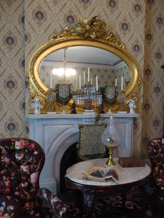 White House of the Confederacy: Bedroom