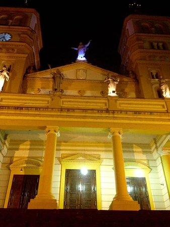 Catedral Jacarezinho- Paróquia Imaculada Conceição