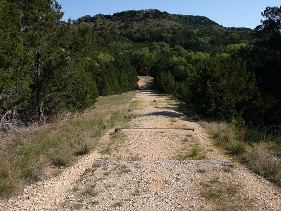 Canyon Lake, TX: Great place for a short hike