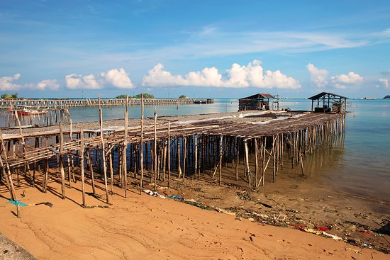 Desa Nelayan Tanjung Binga